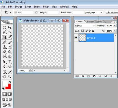 Tutorial Membuat DP(Display Picture) Invisible di BBM | Infofoc